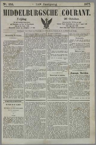 Middelburgsche Courant 1877-10-26
