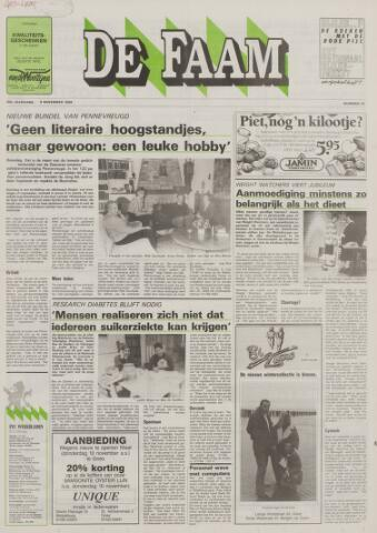 de Faam en de Faam/de Vlissinger 1988-11-09
