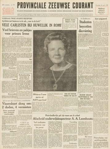 Provinciale Zeeuwse Courant 1964-04-29