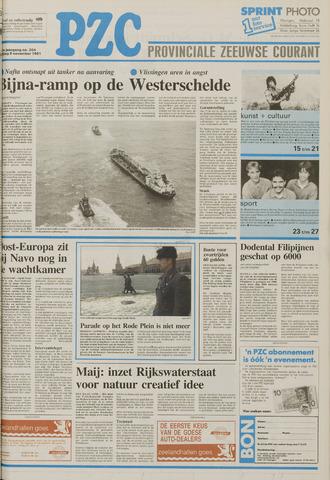 Provinciale Zeeuwse Courant 1991-11-08