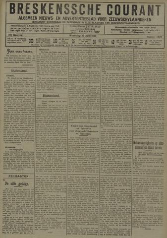 Breskensche Courant 1930-04-30