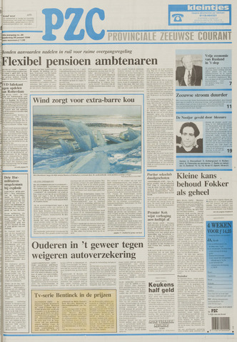 Provinciale Zeeuwse Courant 1996-01-25