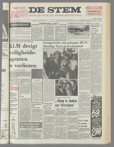 de Stem 1976-09-07