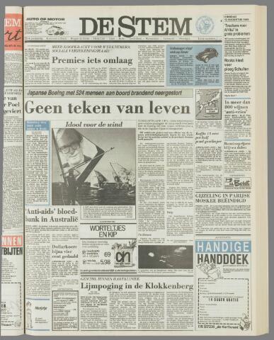 de Stem 1985-08-13