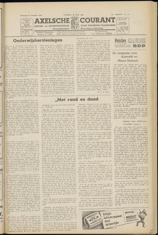 Axelsche Courant 1952-06-28
