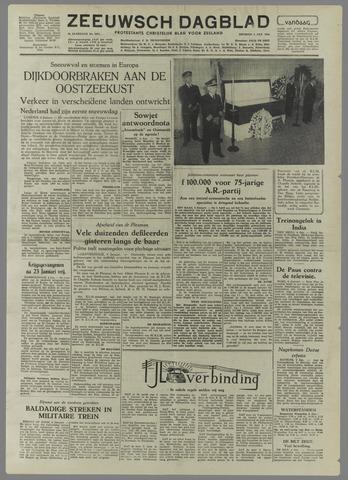 Zeeuwsch Dagblad 1954-01-05