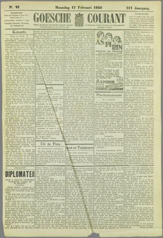 Goessche Courant 1930-02-17