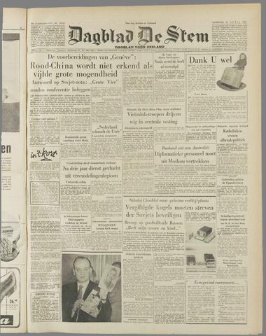 de Stem 1954-04-24