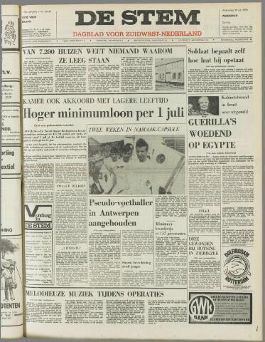 de Stem 1970-07-29