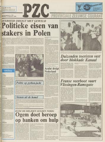 Provinciale Zeeuwse Courant 1980-08-18