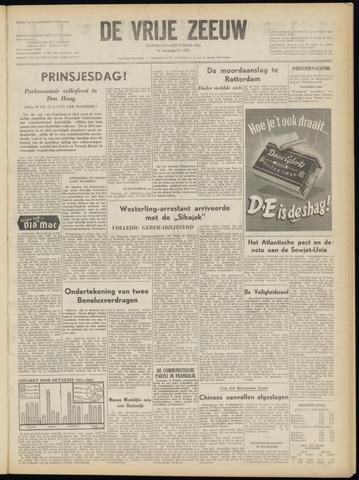 de Vrije Zeeuw 1952-09-06