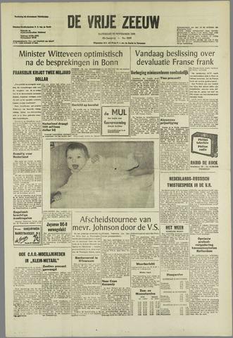 de Vrije Zeeuw 1968-11-23
