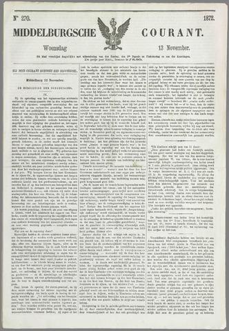 Middelburgsche Courant 1872-11-13