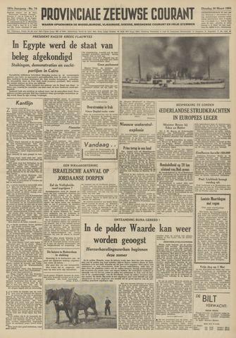 Provinciale Zeeuwse Courant 1954-03-30