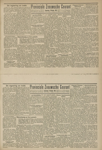 Provinciale Zeeuwse Courant 1945-10-11