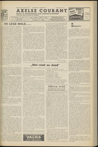 Axelsche Courant 1954-01-23