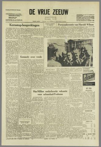 de Vrije Zeeuw 1963-06-11