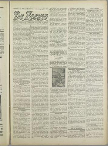 De Zeeuw. Christelijk-historisch nieuwsblad voor Zeeland 1943-09-14