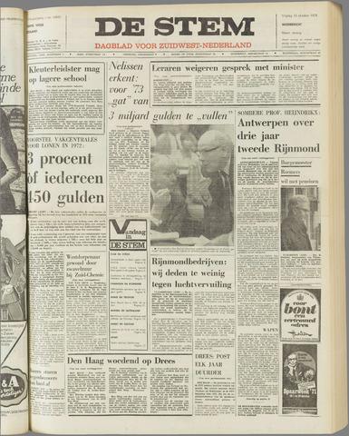 de Stem 1971-10-15