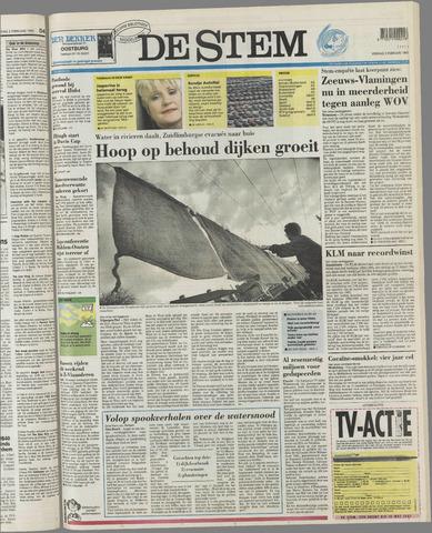 de Stem 1995-02-03
