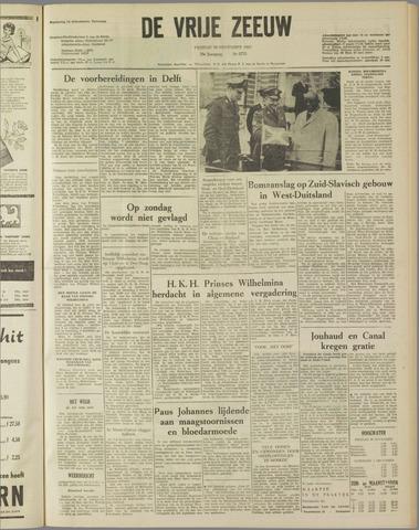 de Vrije Zeeuw 1962-11-30
