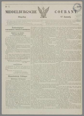 Middelburgsche Courant 1854-01-17