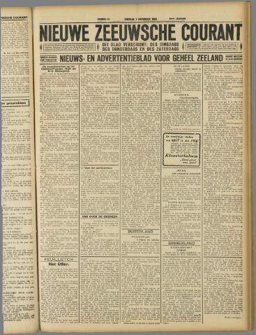 Nieuwe Zeeuwsche Courant 1928-11-06