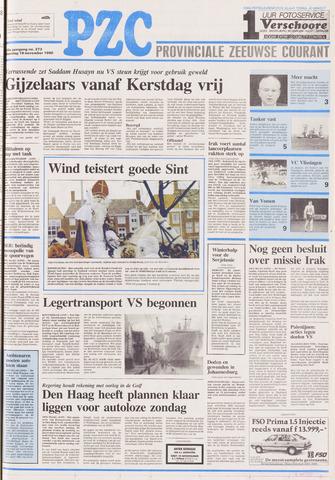 Provinciale Zeeuwse Courant 1990-11-19