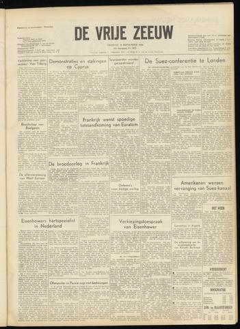 de Vrije Zeeuw 1956-09-21