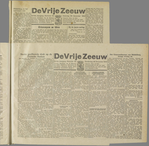 de Vrije Zeeuw 1944-12-28