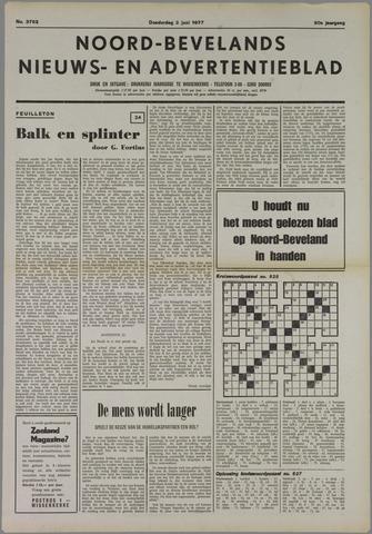 Noord-Bevelands Nieuws- en advertentieblad 1977-06-02