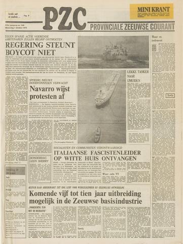 Provinciale Zeeuwse Courant 1975-10-01
