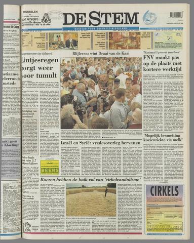 de Stem 1996-08-06