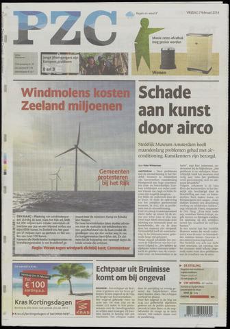Provinciale Zeeuwse Courant 2014-02-07