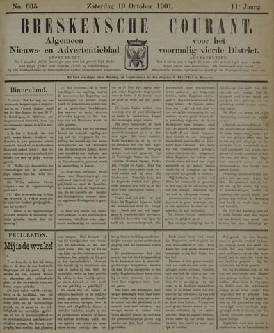 Breskensche Courant 1901-10-19