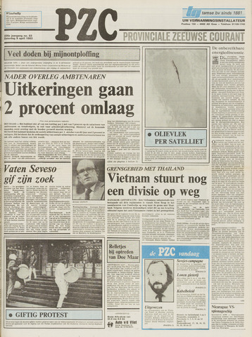 Provinciale Zeeuwse Courant 1983-04-09