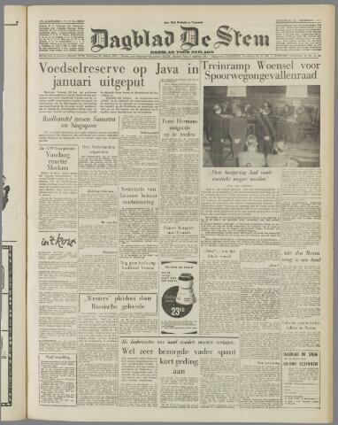 de Stem 1957-12-21