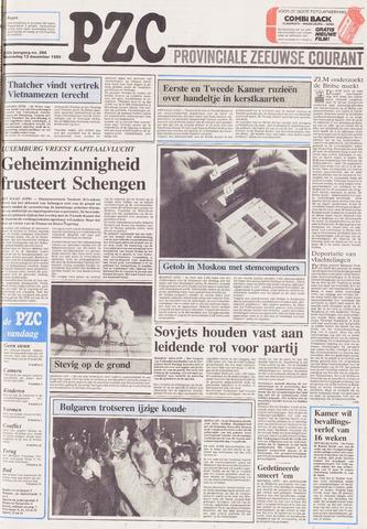 Provinciale Zeeuwse Courant 1989-12-13