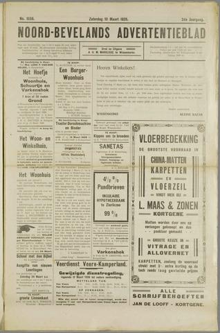 Noord-Bevelands Nieuws- en advertentieblad 1928-03-10