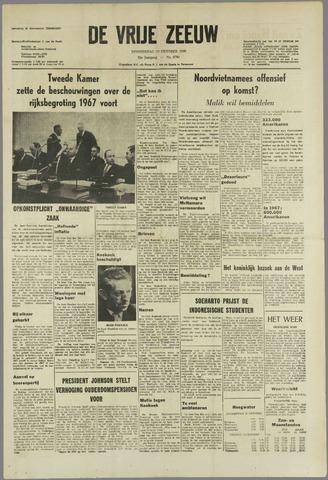 de Vrije Zeeuw 1966-10-13