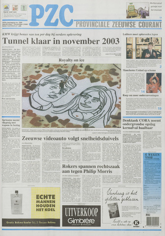 Provinciale Zeeuwse Courant 2000-12-07