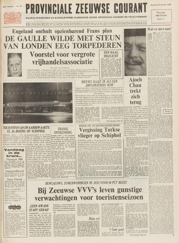 Provinciale Zeeuwse Courant 1969-02-22
