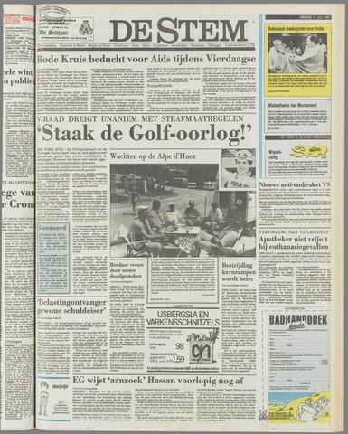 de Stem 1987-07-21