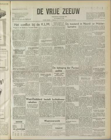 de Vrije Zeeuw 1958-03-19