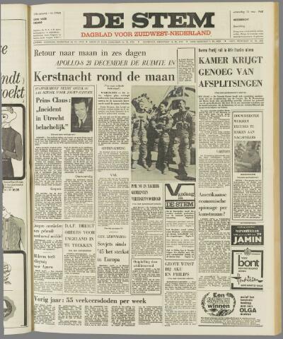 de Stem 1968-11-13