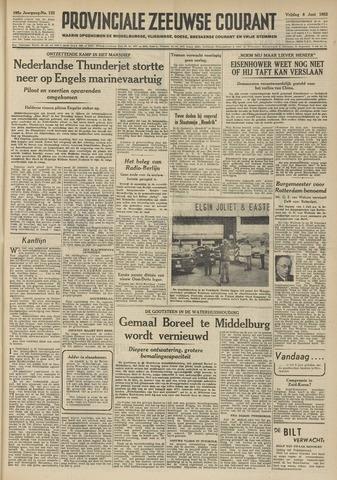 Provinciale Zeeuwse Courant 1952-06-06