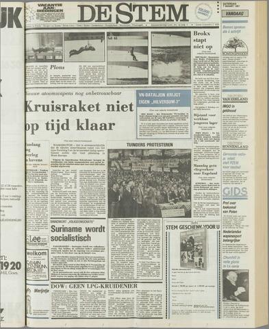 de Stem 1981-03-07