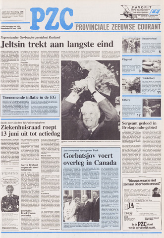 Provinciale Zeeuwse Courant 1990-05-30