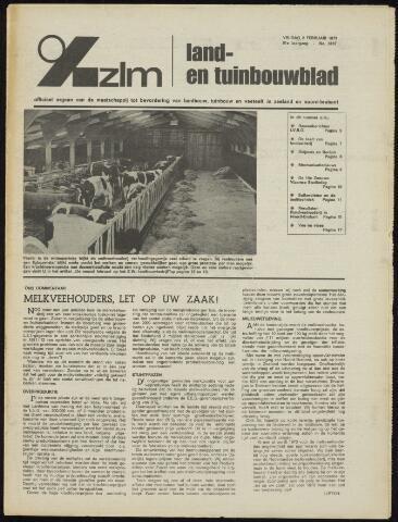 Zeeuwsch landbouwblad ... ZLM land- en tuinbouwblad 1973-02-02