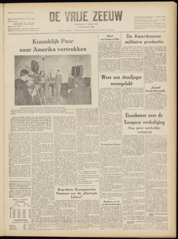 de Vrije Zeeuw 1952-04-02